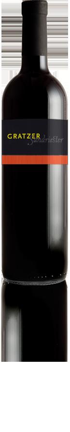 Gratzer-Sandriester Rubin Carnuntum Wein